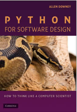 Logo for Python for Software Design: How to Think Like a Computer Scientist